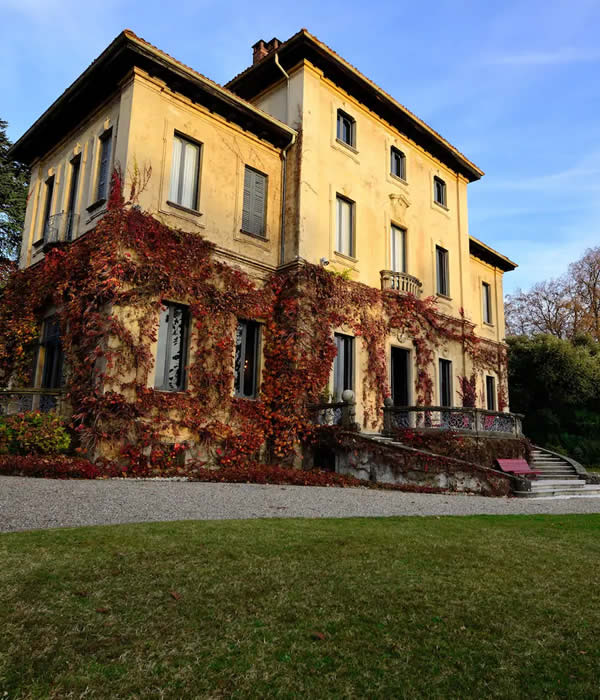 Dimora storica a Varese | Ritiri Yoga